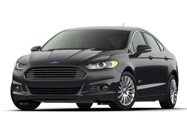 Used 2016 Ford Fusion Energi Sedan Magnetic For Sale in