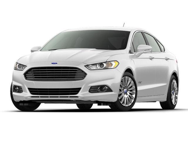 2016 Ford Fusion Energi Sedan