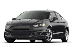 2016 Ford Fusion Energi Titanium Sedan