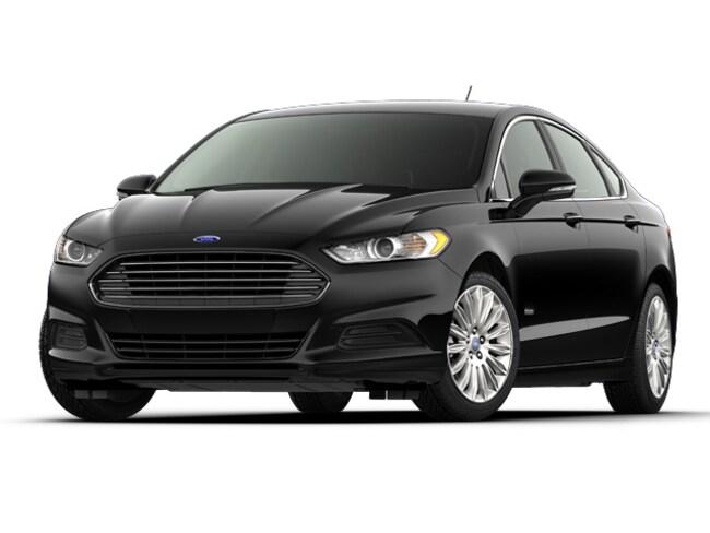 2016 Ford Fusion Hybrid SE Sedan