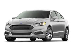 used 2016 Ford Fusion SE Sedan in West Chester