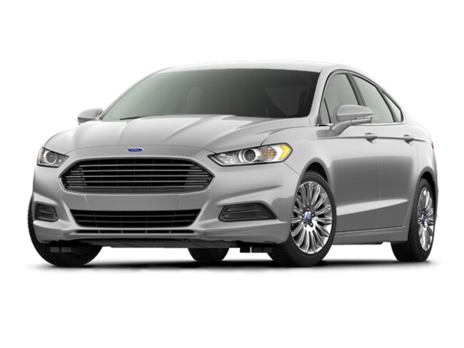 2016 Ford Fusion 4dr Sdn SE AWD Car