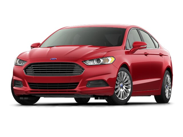 2016 Ford Fusion AWD SE Sedan