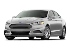 2016 Ford Fusion SE 4dr Car