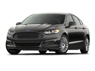 2016 Ford Fusion SE 4dr Car