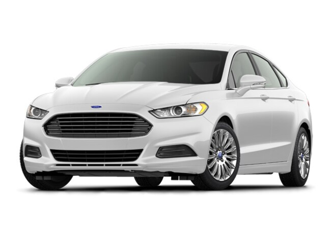 Used 2016 Ford Fusion SE Sedan for sale in Grand Rapids