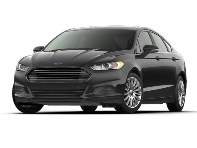 Used 2016 Ford Fusion SE Sedan Gardena, CA