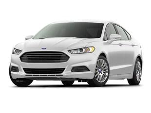 2016 Ford Fusion SE Sdn FWD