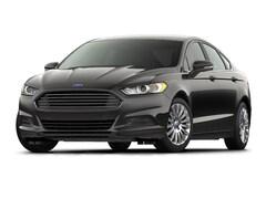 Used 2016 Ford Fusion S Sedan in Baton Rouge