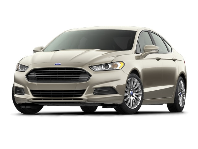 2016 Ford Fusion All-Wheel Drive with Locking and Limited-Slip Diff