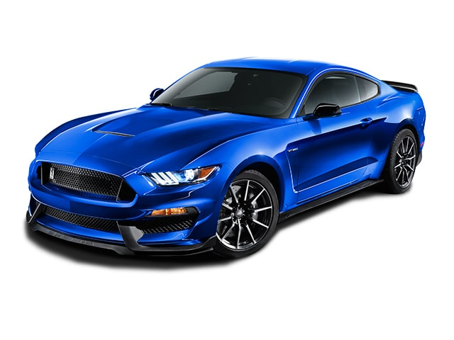 2016 ford mustang shelby gt350 coupe ti vct v8