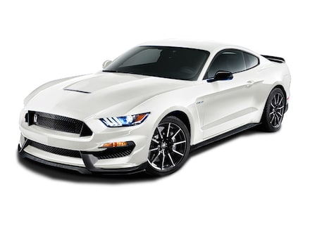 2016 Ford Mustang GT350 Supercharged Coupe