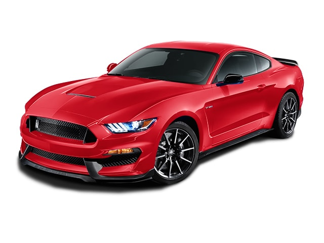 2016 Ford Shelby GT350 GT350 Coupe