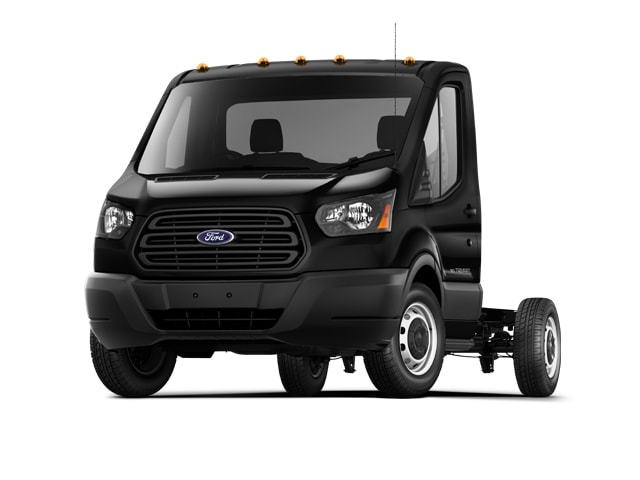 New 2016 Ford Transit 250 Cab Chassis Truck For Sale In Duluth