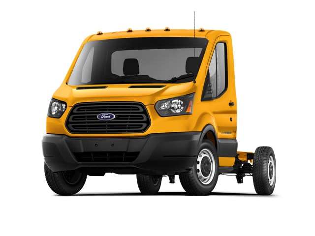 2016 Ford Transit 350 Cab Chassis Truck Fargo