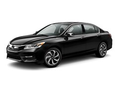 2016 Honda Accord EX-L V-6 Sedan