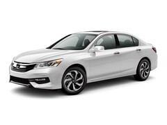 Certified 2016 Honda Accord EX-L V-6 DEALER LOANER for sale at Stockton Honda in Stockton, California