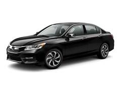 2016 Honda Accord EX-L w/Navigation and Honda Sensing Sedan