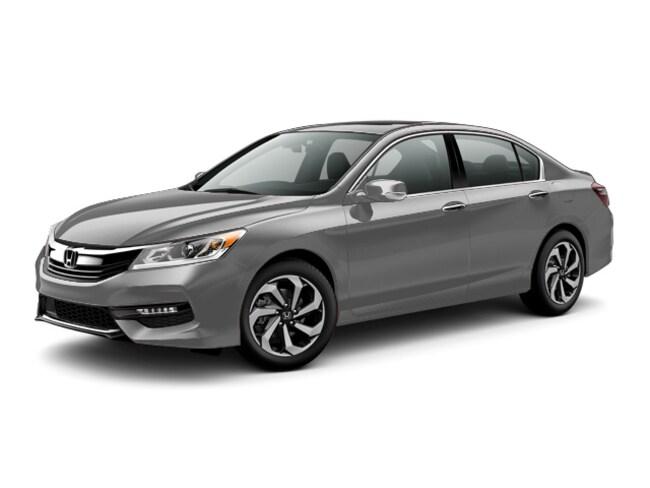 2016 Honda Accord EX-L V-6 w/Navi & Honda Sensing Sedan