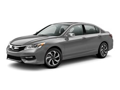 2016 Honda Accord Sedan I4 CVT EX-L