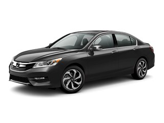 Certified Pre-Owned 2016 Honda Accord EX-L Sedan for Sale in Huntington, NY at Huntington Honda
