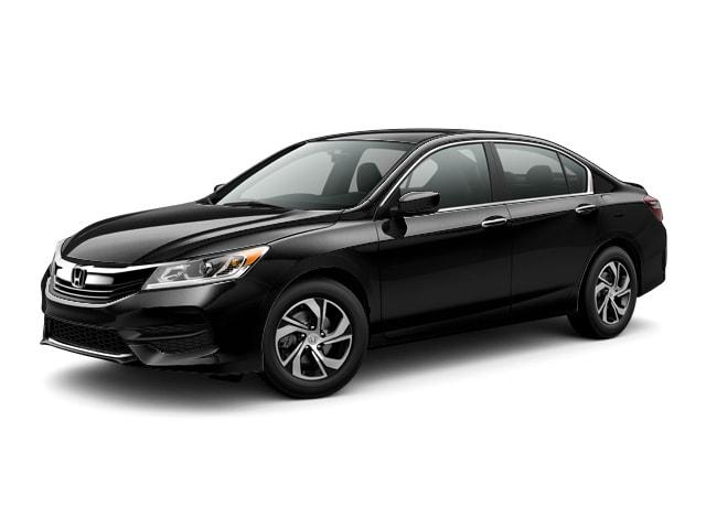 2016 Honda Accord LX I4 CVT LX