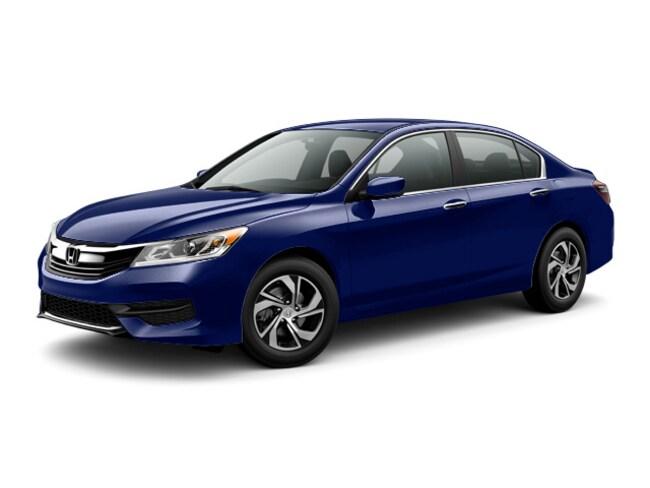 2016 Honda Accord 4dr I4 CVT LX Sedan