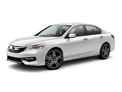 Used 2016 Honda Accord Sport Sedan for sale near you in Lufkin TX, near Woodville