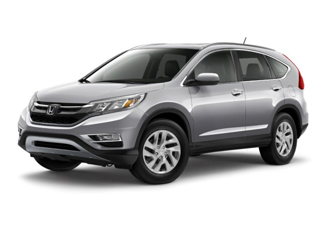 Certified Pre-owned 2016 Honda CR-V EX-L SUV for sale in Wheeling, WV near St. Clairsville OH