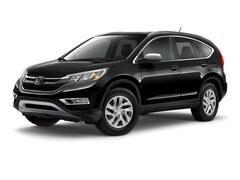 used 2016 Honda CR-V EX-L SUV