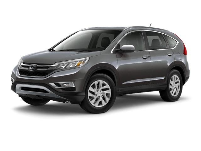 2016 Honda CR-V EX-L w/Navigation FWD SUV
