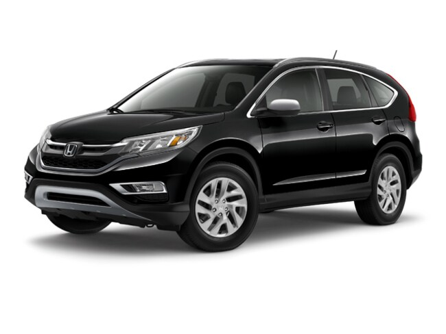 Used 2016 Honda CR-V EX-L SUV for sale in Lufkin TX, near Woodville