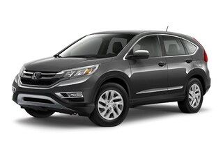 Certified Pre-Owned 2016 Honda CR-V 2WD 5dr EX SUV Temecula, CA