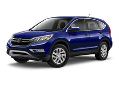 New 2016 Honda CR-V EX AWD SUV in West Simsbury