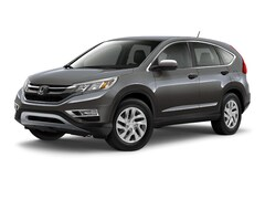 2016 Honda CR-V EX AWD SUV continuously variable automatic