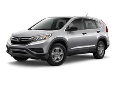 Chicago Used 2016 Honda CR-V All-wheel Drive C13311A dealer - inventory