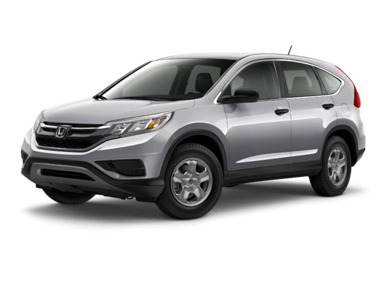 Used 2016 Honda CR-V LX AWD SUV in Columbia, MO