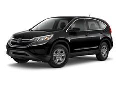 used 2016 Honda CR-V LX  FWD SUV
