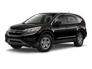 Used 2016 Honda CR-V LX  FWD SUV For Sale in Goleta, CA