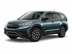 Used 2016 Honda CR-V SE SUV 2HKRM3H40GH554902 For Sale in San Leandro