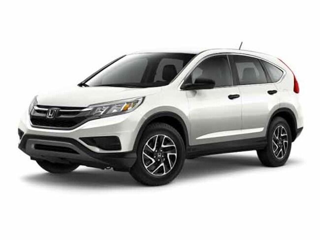Used 2016 Honda CR-V SE FWD SUV Honolulu, HI