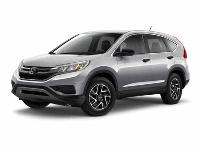 2016 Honda CR-V SE AWD SUV
