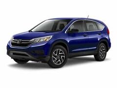 Used 2016 Honda CR-V for sale in Parkersburg