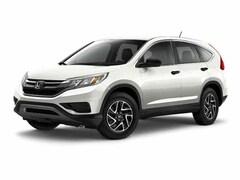 2016 Honda CR-V SE AWD SUV For Sale in Grandville, MI