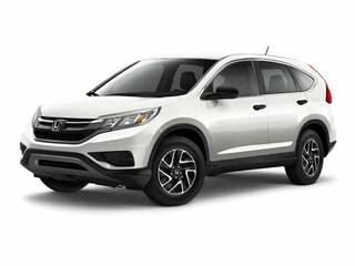 New Honda CR-V  2016 Honda CR-V SE SUV for sale near you in San Leandro, CA