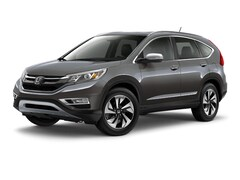 Certified pre-owned 2016 Honda CR-V Touring FWD SUV for sale in Lufkin TX, near Woodville