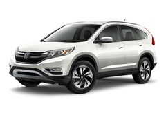 Used cars, trucks, and SUVs 2016 Honda CR-V Touring FWD SUV for sale near you in Lufkin TX, near Woodville