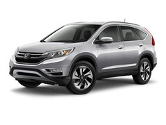 used 2016 Honda CR-V Touring FWD SUV