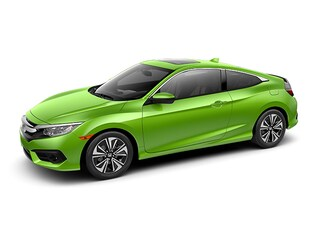 Certified Pre-Owned 2016 Honda Civic 2dr CVT EX-T Coupe Ames, IA