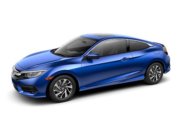 2016 Honda Civic 2dr CVT LX-P Coupe